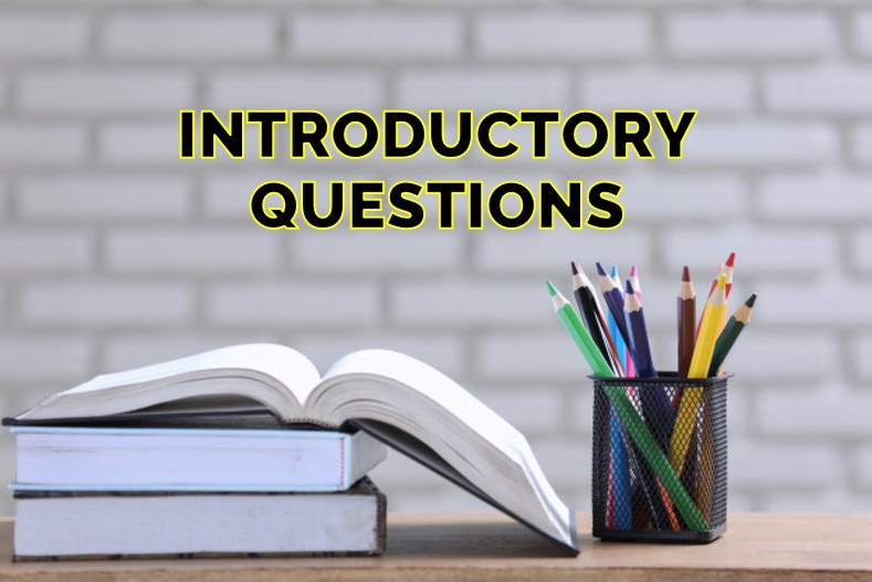 ielts-Introductory-Questions