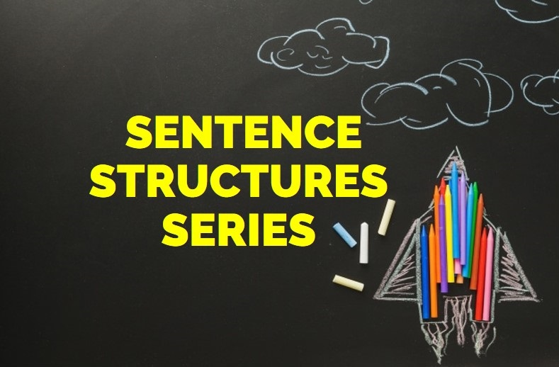 English-Sentence-Structures-Series